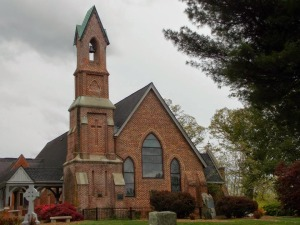 Calvary Episcopal Church, Fletcher, NC