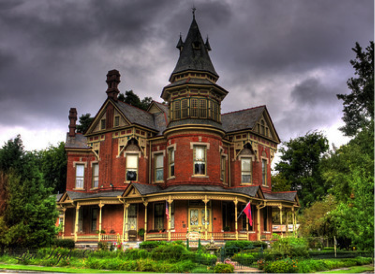 Hornibrook House - The Empress of Little Rock