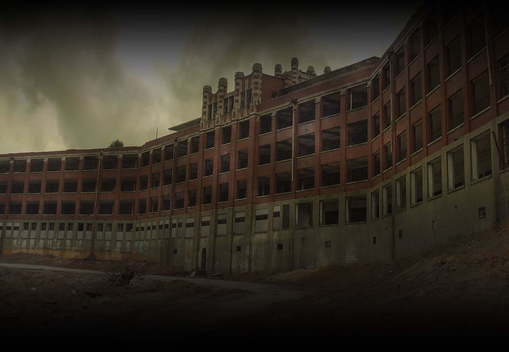 Waverly Hills Sanotorium Front-side