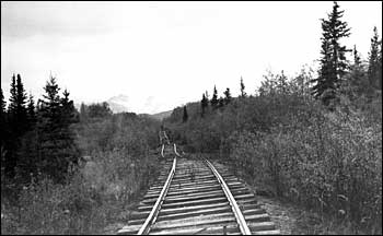 Abandoned Railways of  Copper River and Northwest Rails