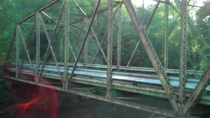 Crybaby Bridge in Anderson South Carolina