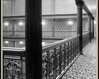 Haunted Hallway at Brown Palace Hotel
