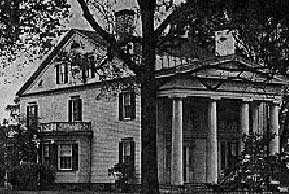Old Photo of Phelps Mansion Exterior